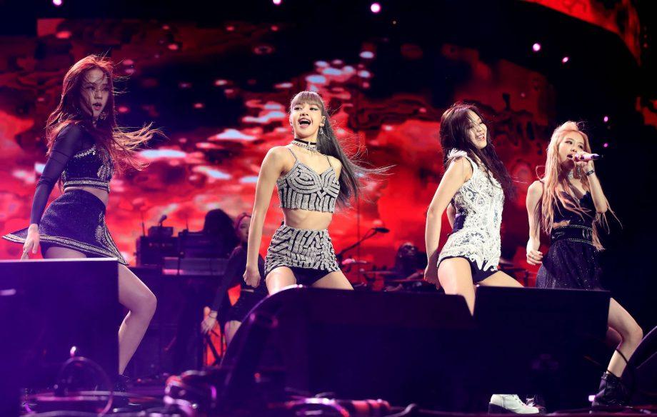 In A Big Week For K Pop Stateside Blackpink S History Making
