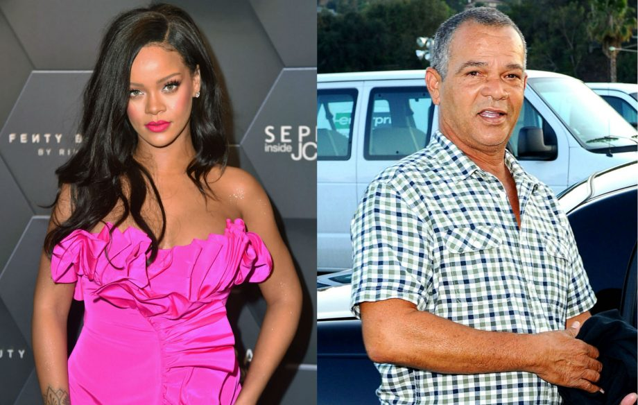 Rihanna's father denies exploiting her image in ongoing legal feud