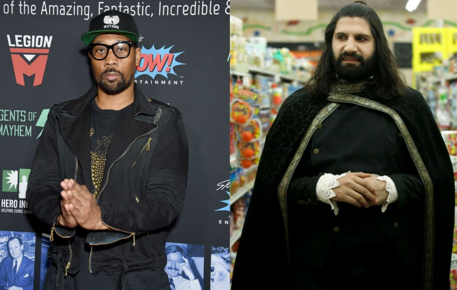 RZA wants to play a gold-fanged vampire in 'What We Do In The Shadows'