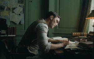 Nicholas Hoult as J. R. R. Tolkien in 'Tolkien'