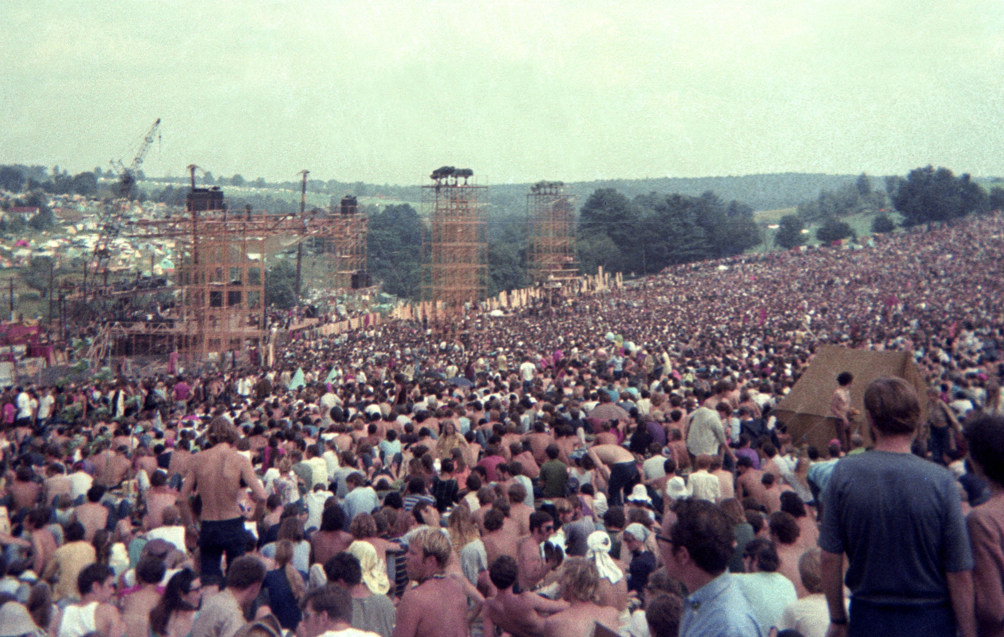 Organisers Of Woodstock S 50th Anniversary Festival