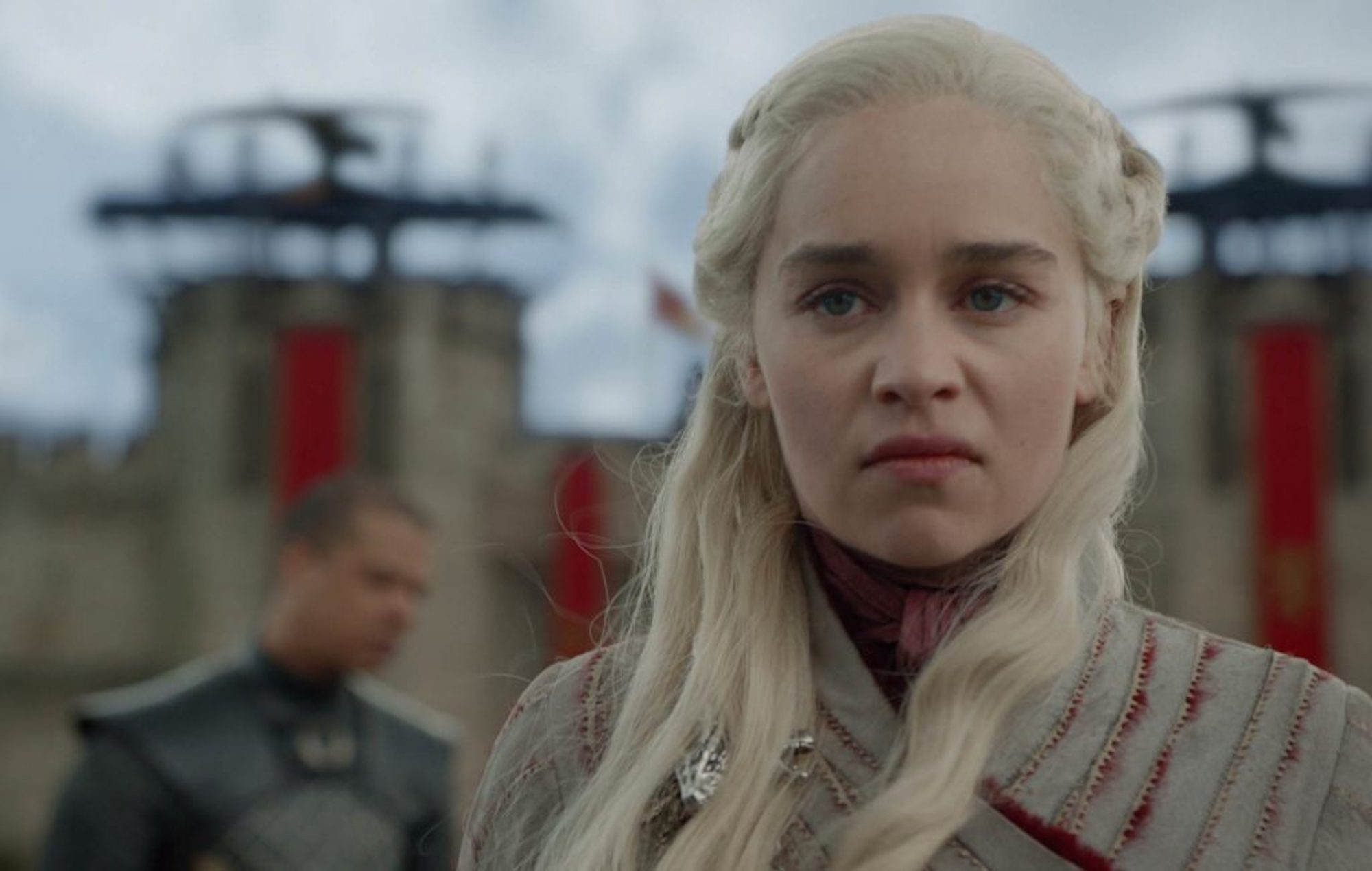 """Emilia Clarke calls 'Game of Thrones' backlash """"flattering"""" as she responds to remake petition"""