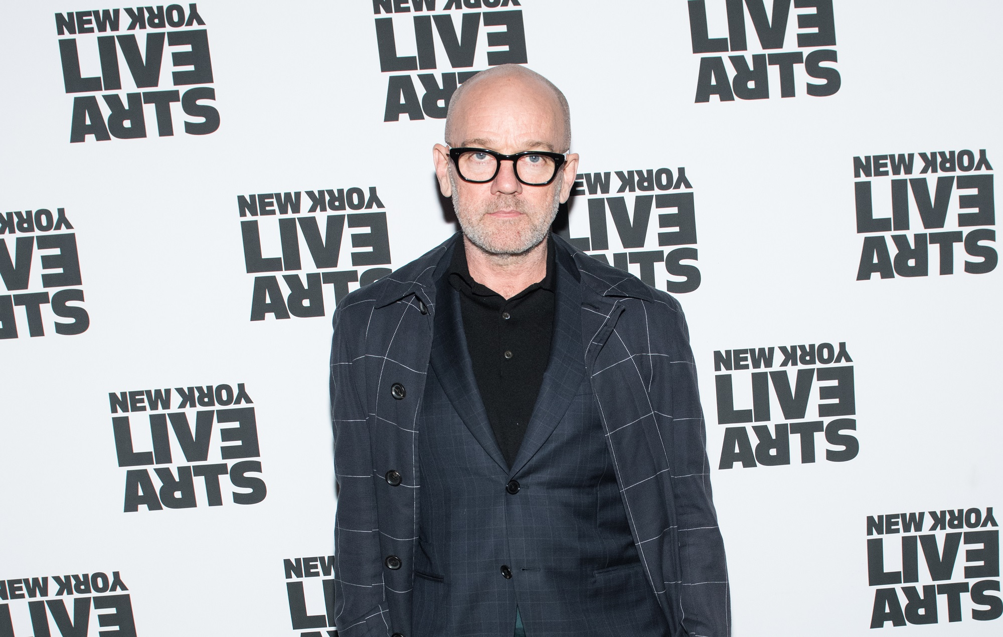 Watch Rem S Michael Stipe Debut New Song