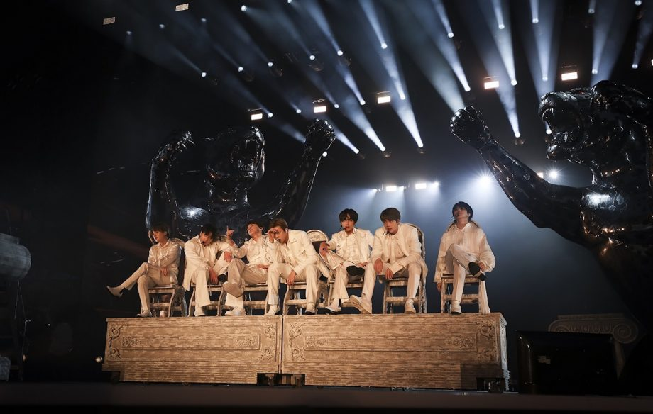 New BTS concert movie to screen worldwide this summer