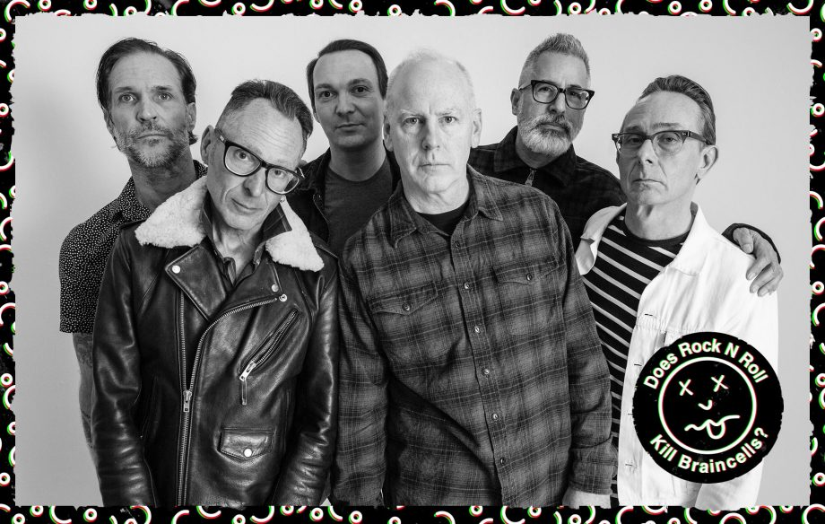 Does Rock 'N' Roll Kill Braincells?! – Brian Baker, Bad Religion guitarist and Minor Threat founder
