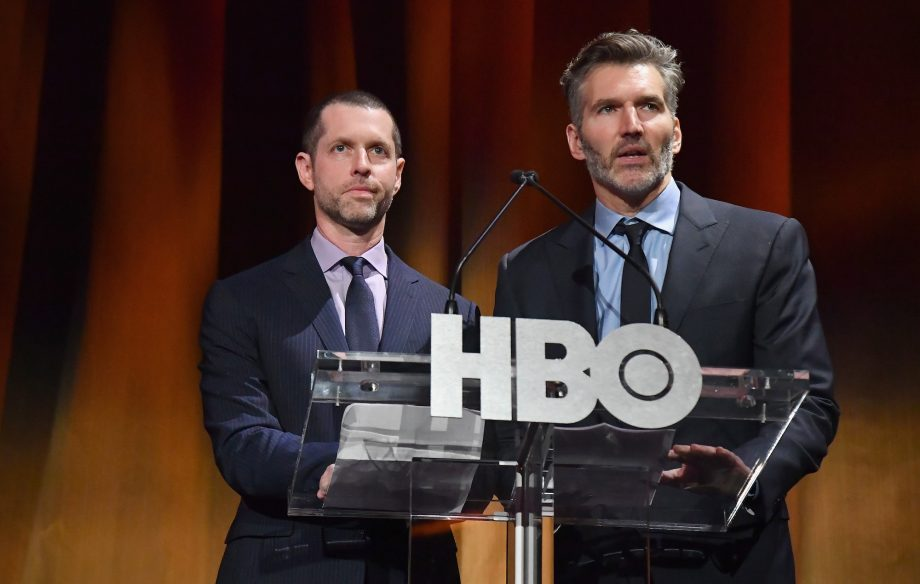'Game Of Thrones' showrunners confirmed to write next 'Star Wars' film
