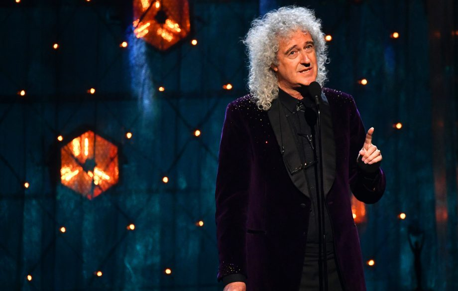 "Brian May says Queen haven't ""earned a penny"" from 'Bohemian Rhapsody' film"