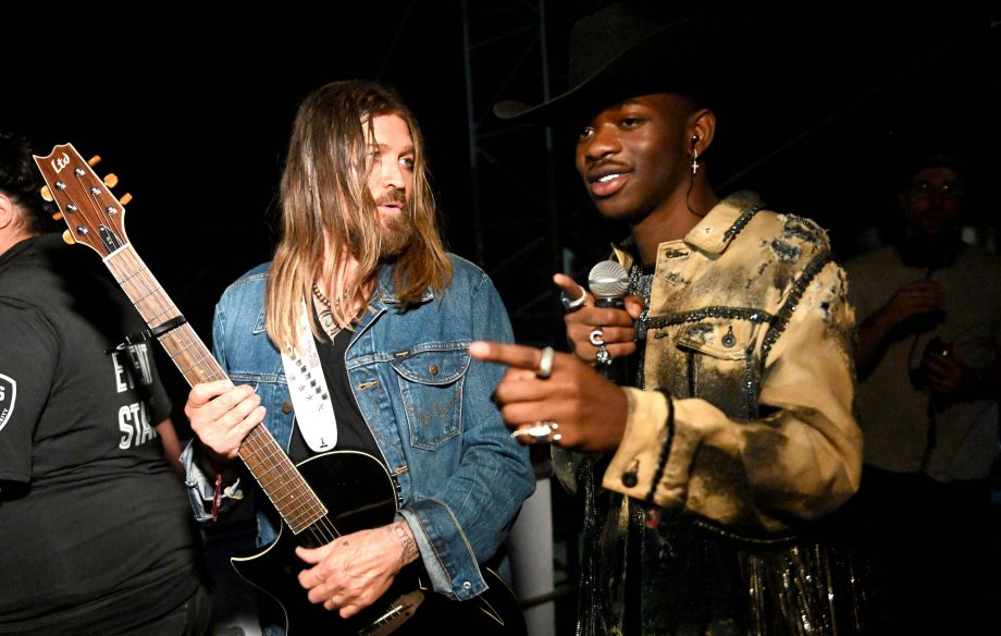 Watch Lil Nas X's video for Billy Ray Cyrus remix of 'Old Town Road'