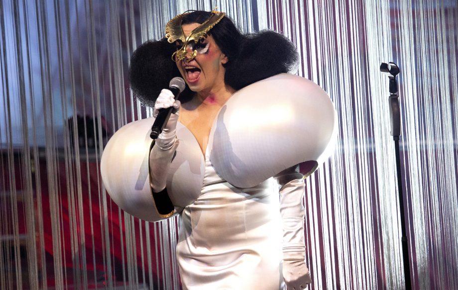 Watch Björk's magnificent new video for 'Tabula Rasa'
