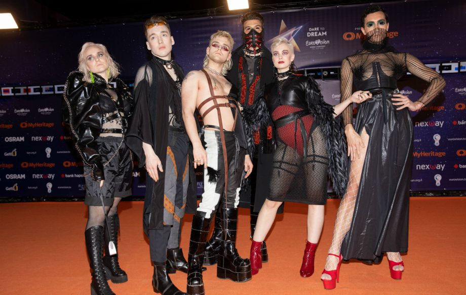 Iceland S Hatari Could Face Quot Consequences Quot For Waving