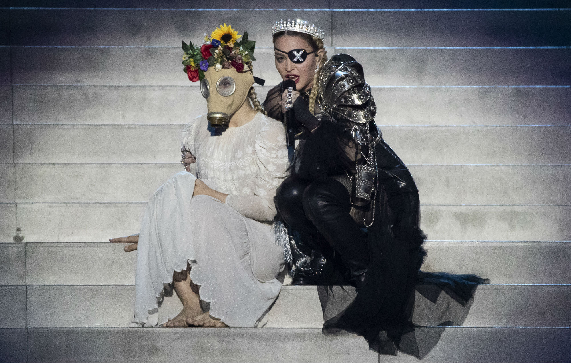 Madonna Defends Politically Charged Eurovision 2019