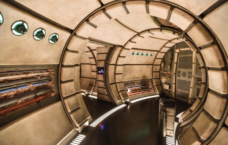 Take a look at Disneyland's new 'Star Wars: Galaxy's Edge' attraction