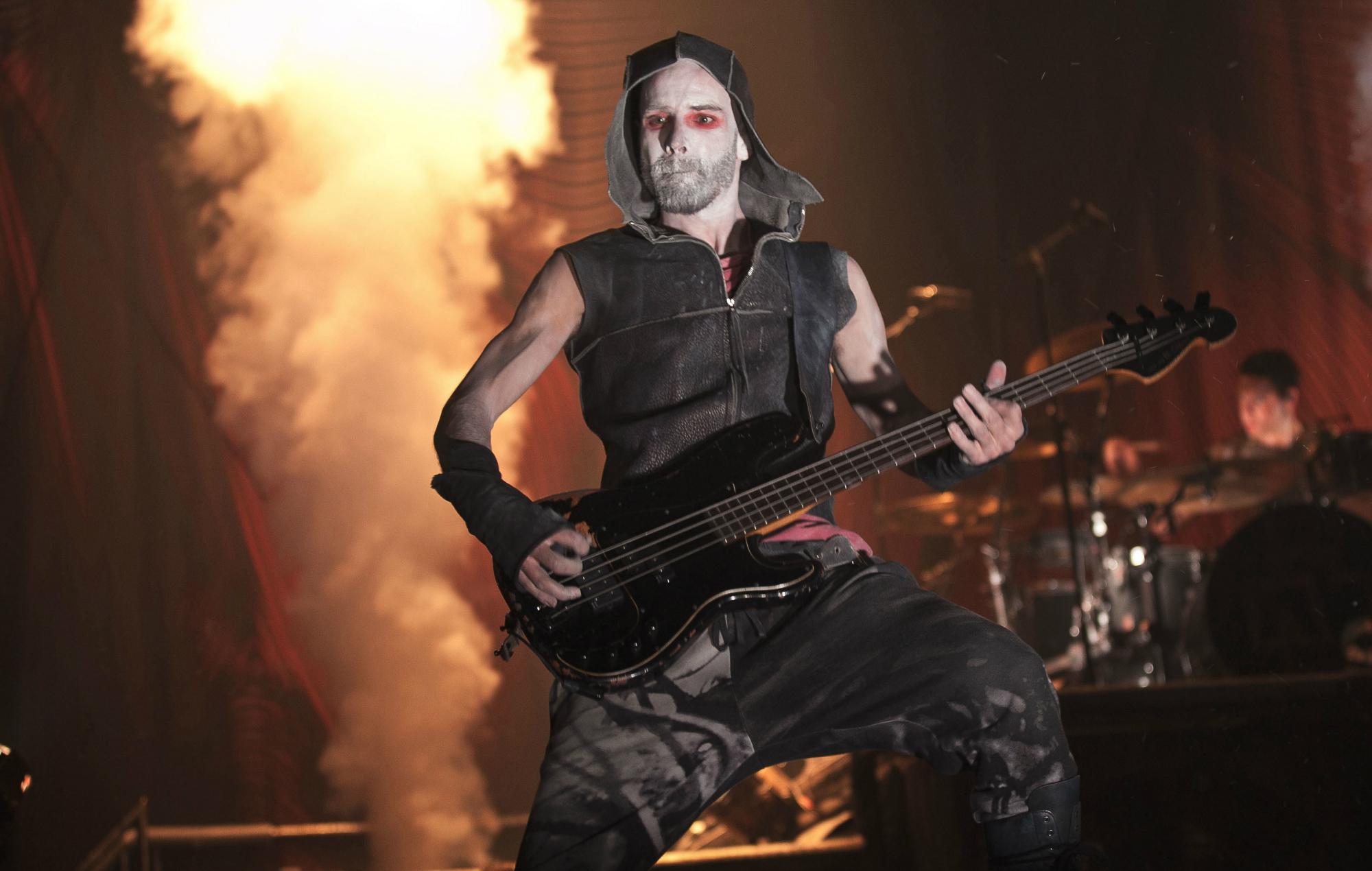 Burning Babies And Industrial Metal Watch Rammstein Kick