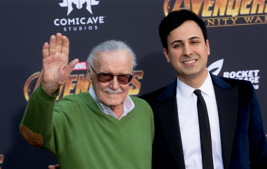 Image result for stan lee's former manager elder abuse