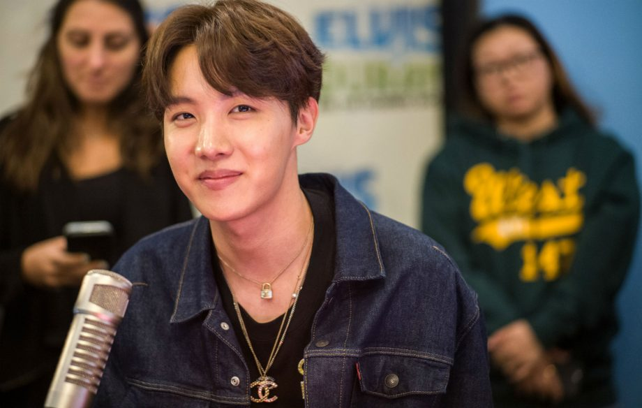 BTS' J-Hope donates £65,000 to help fund school scholarship programme