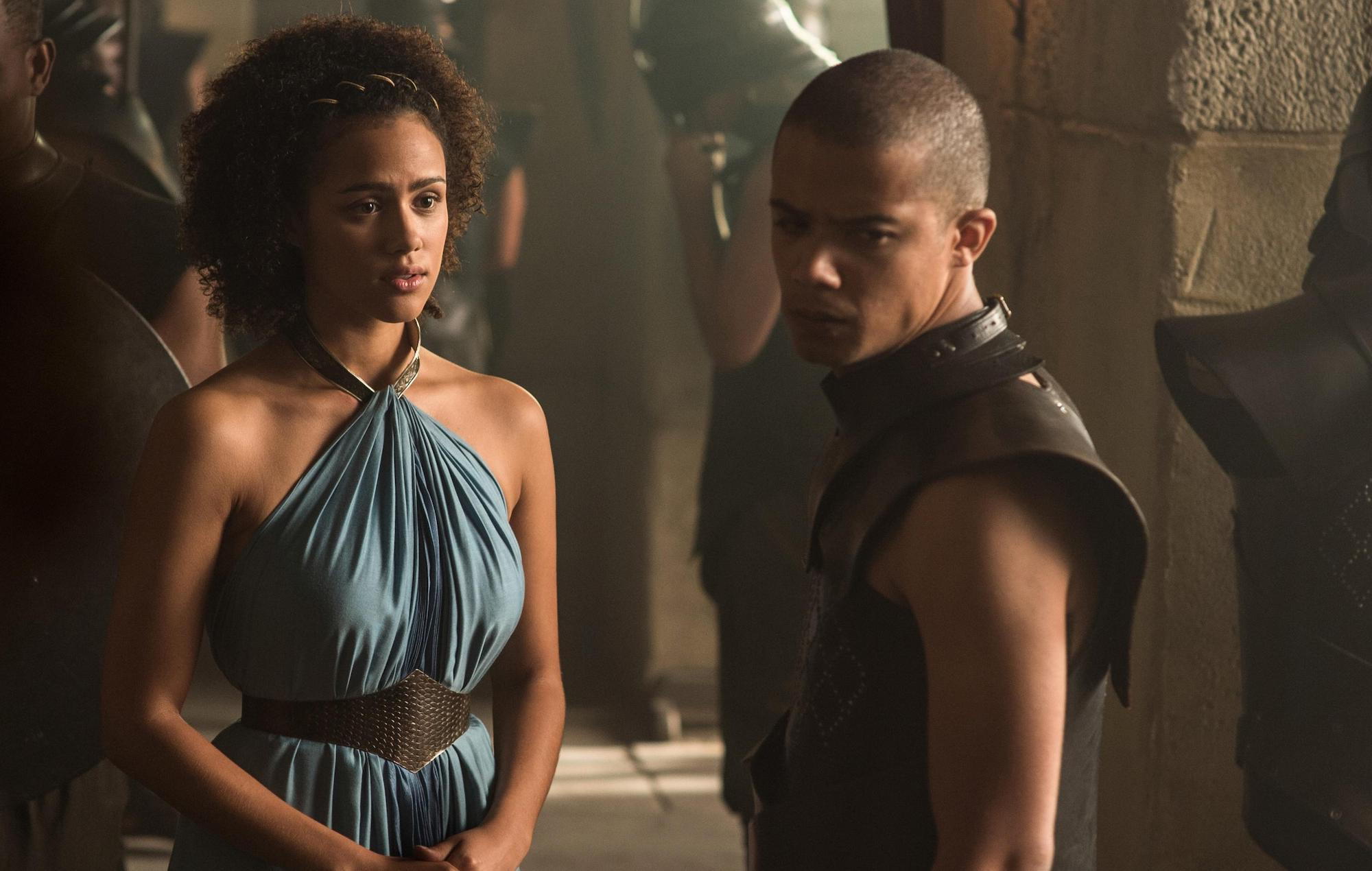 'Game of Thrones' fans confused by Grey Worm scene in season finale