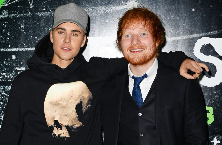 Listen to Justin Bieber and Ed Sheeran's new song, 'I Don't