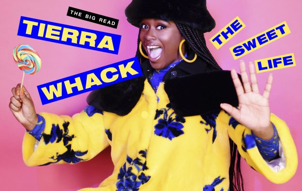 """41f78d9f7 The Big Read - Tierra Whack: """"I'm working hard to change the world"""""""