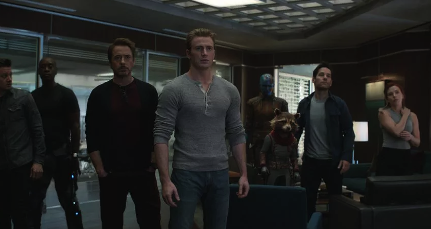 Is there a hidden 'Doctor Who' connection in 'Avengers: Endgame'?