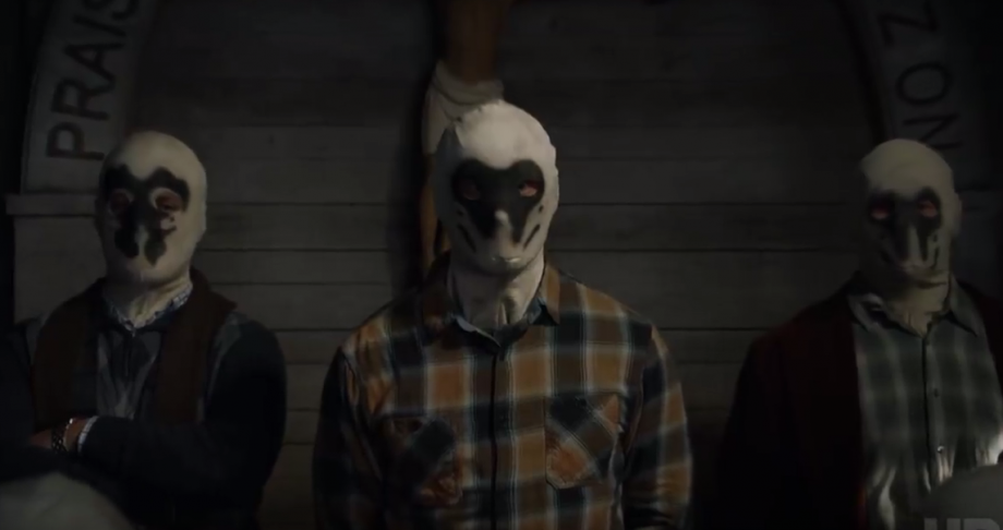 Watch the epic first trailer for HBO's 'Watchmen'