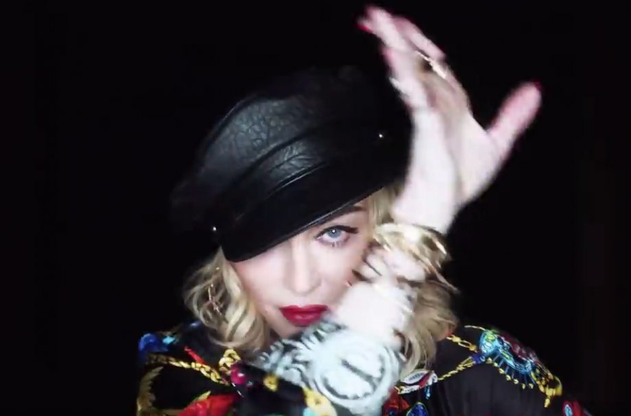 Watch the video for Madonna and Swae Lee's 'Crave'