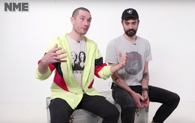 Bastille explain the meaning and inspiration behind new song 'Doom Days'