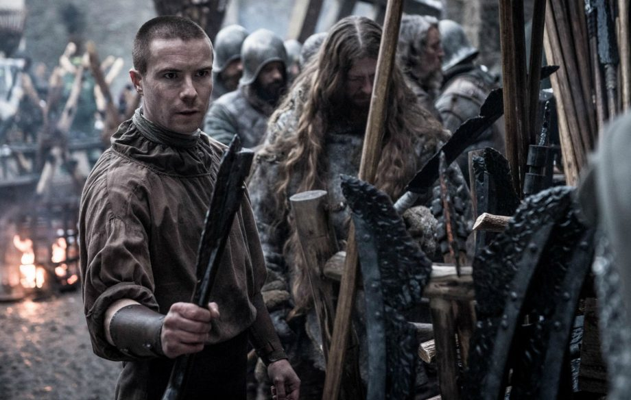 Joe Dempsie says he expected a backlash to the 'Game of Thrones' finale