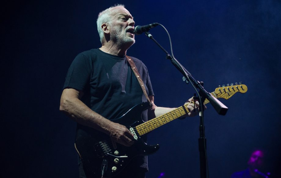 You can now watch David Gilmour's 'Live at Pompeii' concert film on YouTube