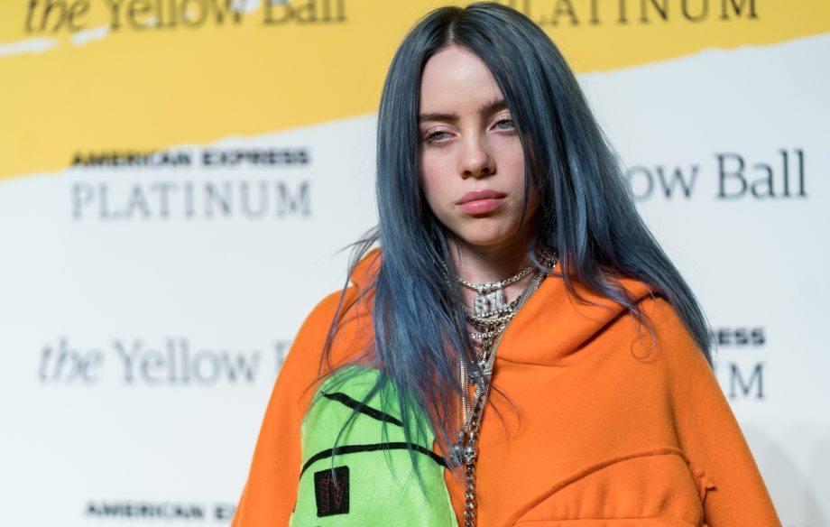 Billie Eilish unveils new graffiti-inspired clothing line with Freak City