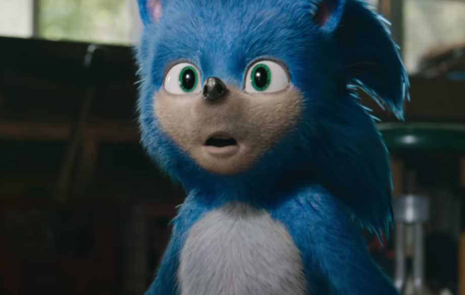 The new 'Sonic the Hedgehog' movie is being delayed until 2020