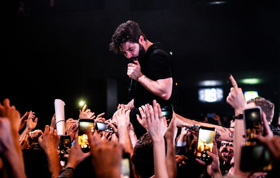 Fans left upset as Foals headline set at This Is Tomorrow festival cut short due to safety concerns
