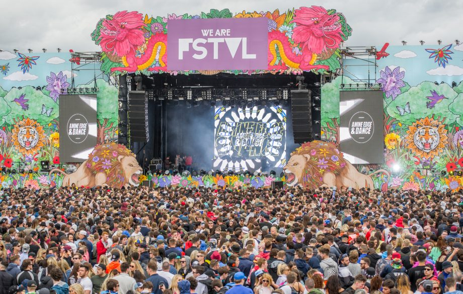 People 'collapse' and 'vomit' while queuing for hours to get into We Are FSTVL