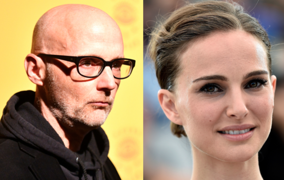 Moby pens public apology to Natalie Portman following dating claims