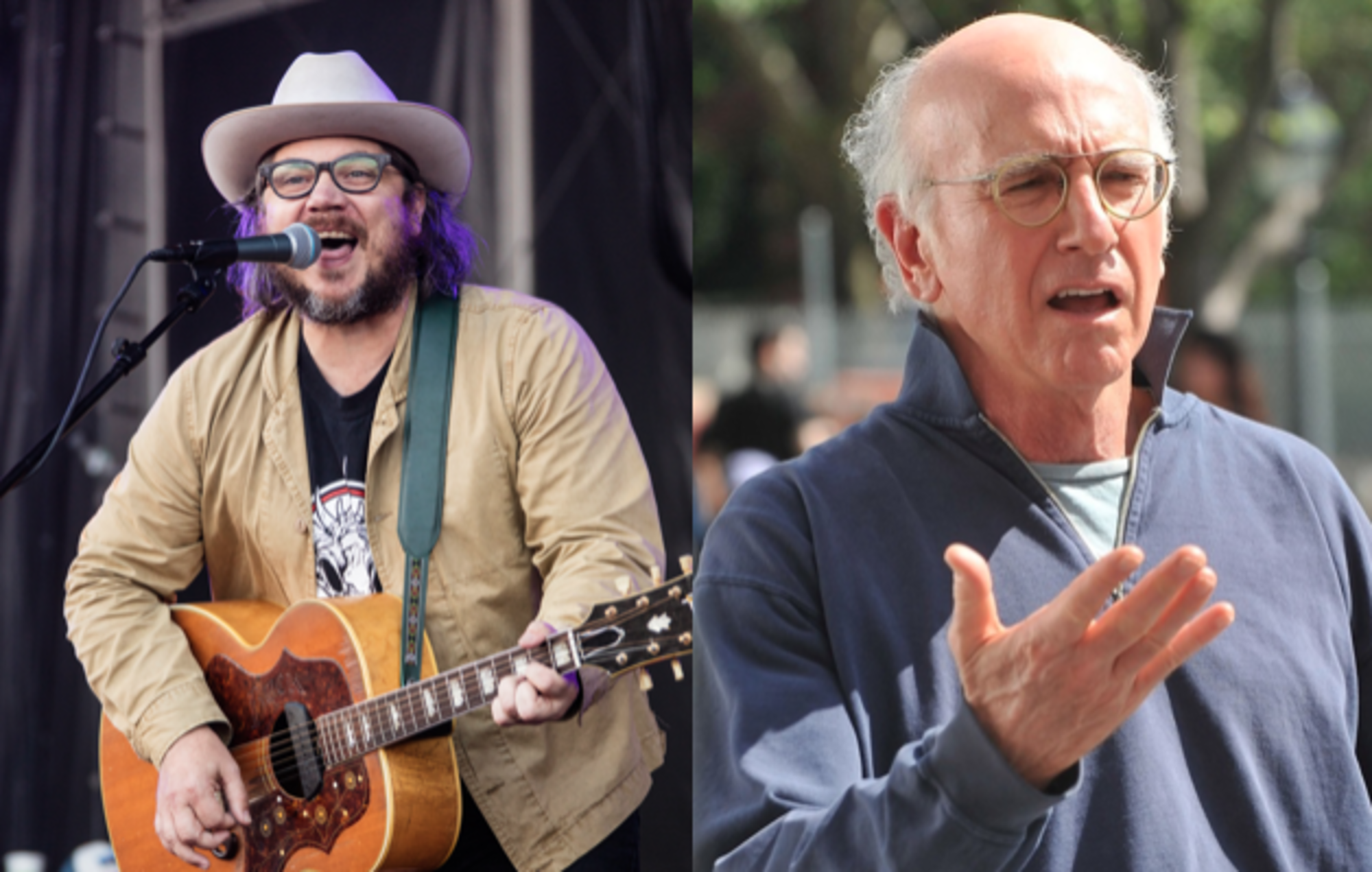 Wilco S Jeff Tweedy To Appear In Next Season Of Curb Your