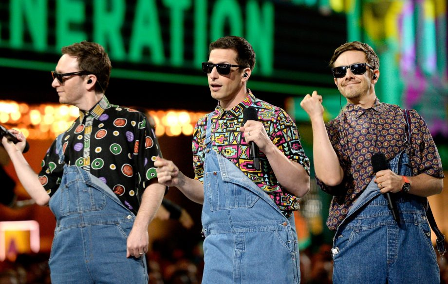 A new visual album by The Lonely Island has arrived on Netflix