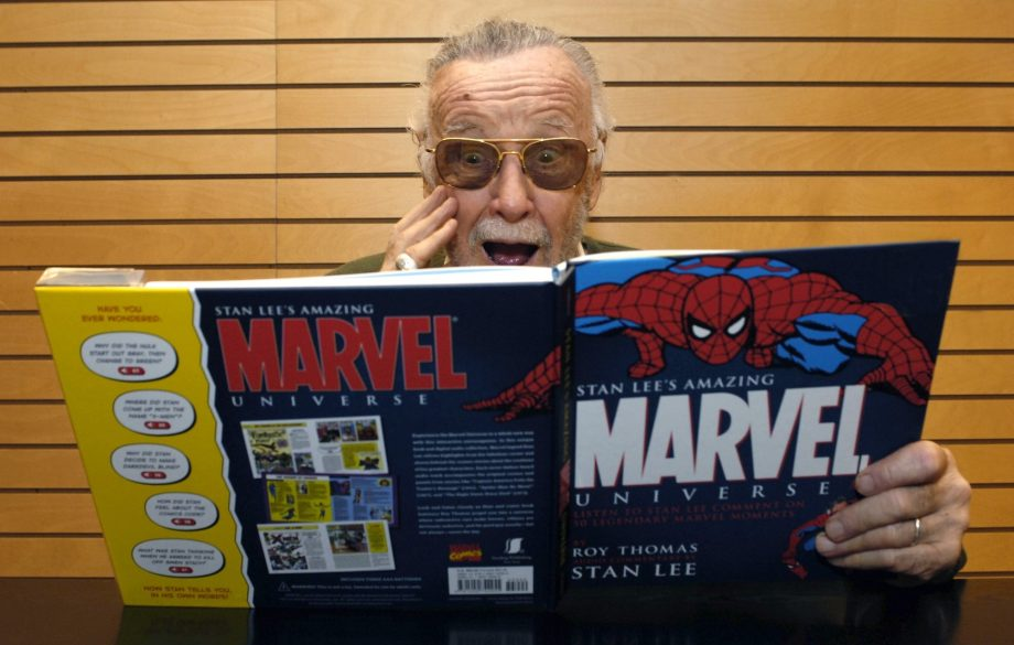 Stan Lee didn't get to watch 'Avengers: Endgame' before he died