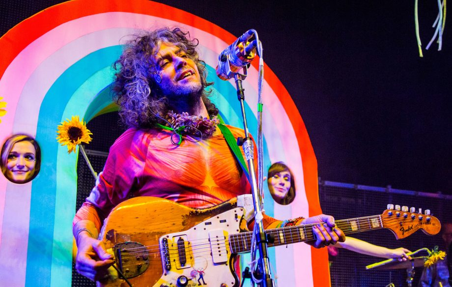 Listen to The Flaming Lips' new single 'Giant Baby' featuring Mick Jones