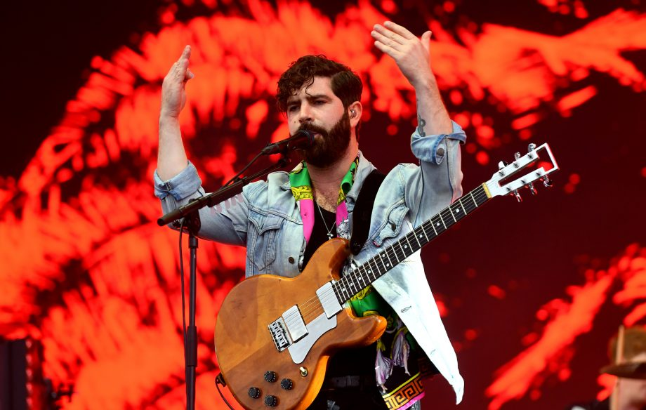 Yannis Philippakis shares early draft of Foals' 'Exits' before lyrics were changed