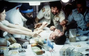 Ridley Scott reveals how 'Alien' chest burst scene almost went horribly wrong
