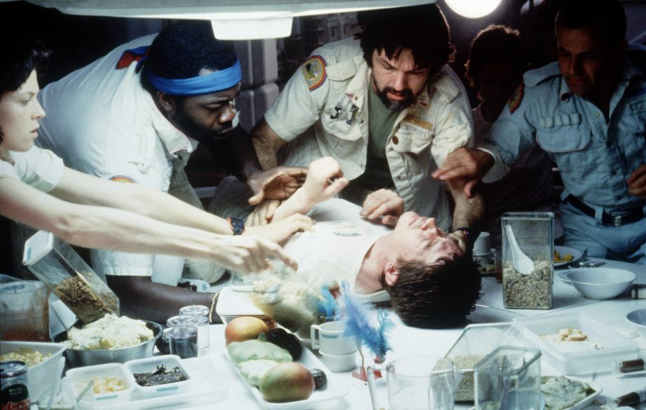 Ridley Scott reveals how 'Alien' chest burst scene almost went horribly wrong