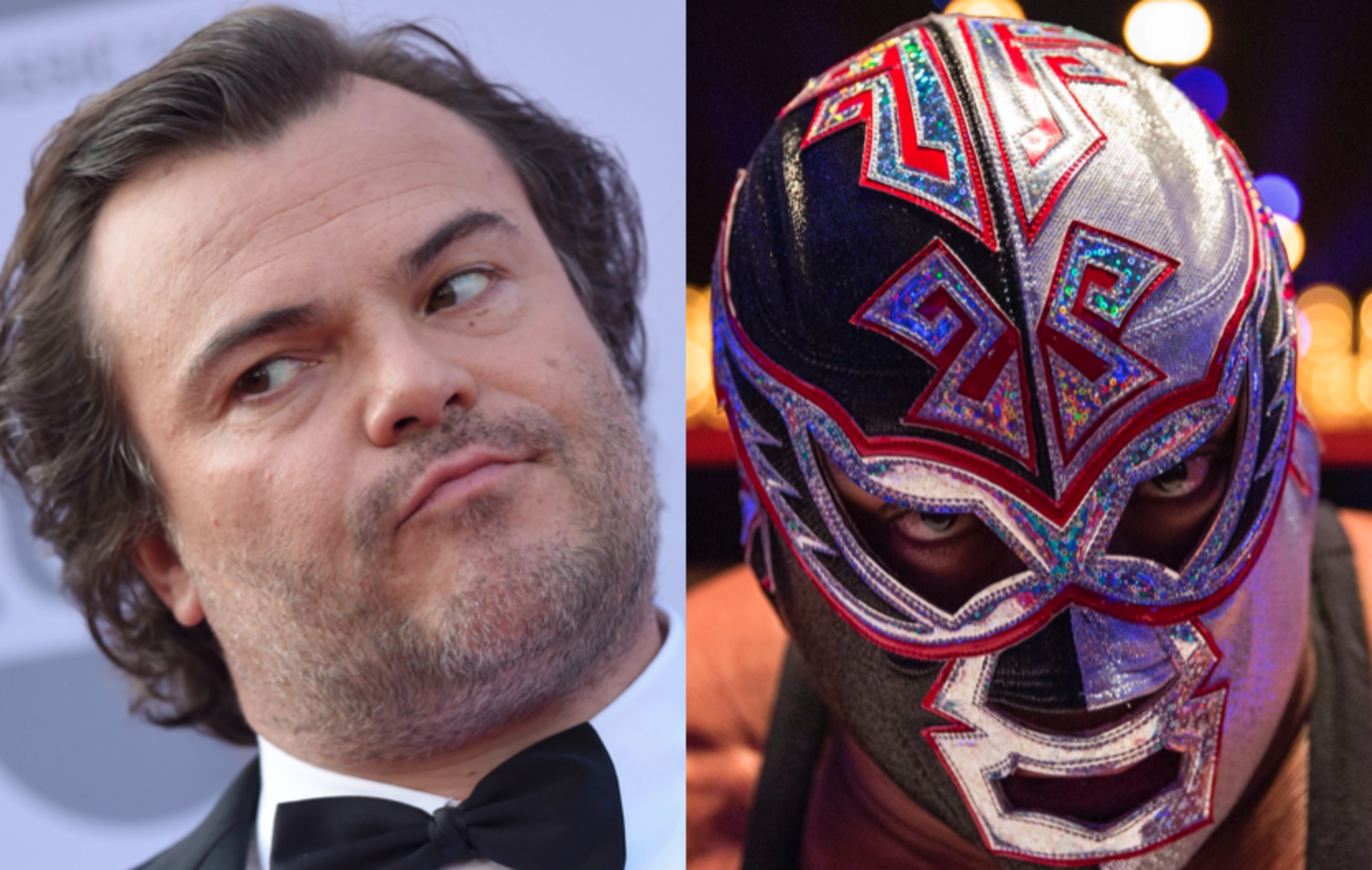 Jack Black Pays Tribute To Nacho Libre Star And Pro