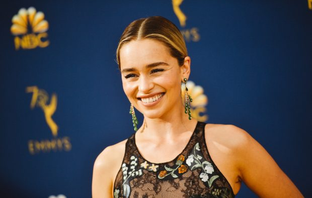 ff8ed58b6e14 New  Game of Thrones  petition launched to benefit a charity in honour of  Emilia Clarke