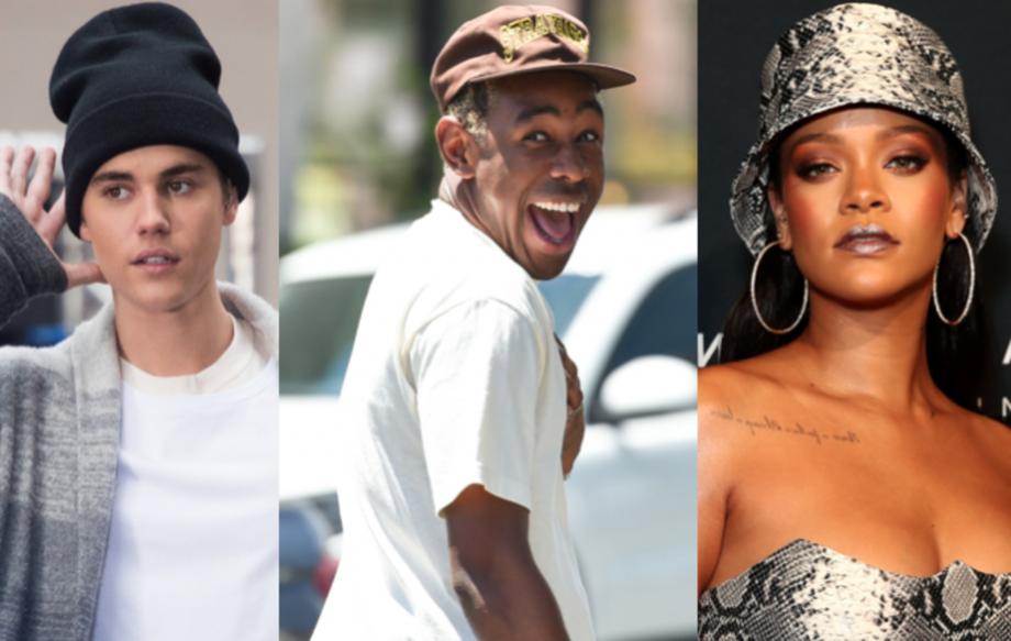 Tyler, The Creator's 'EARFQUAKE' was originally written for Justin Bieber and Rihanna