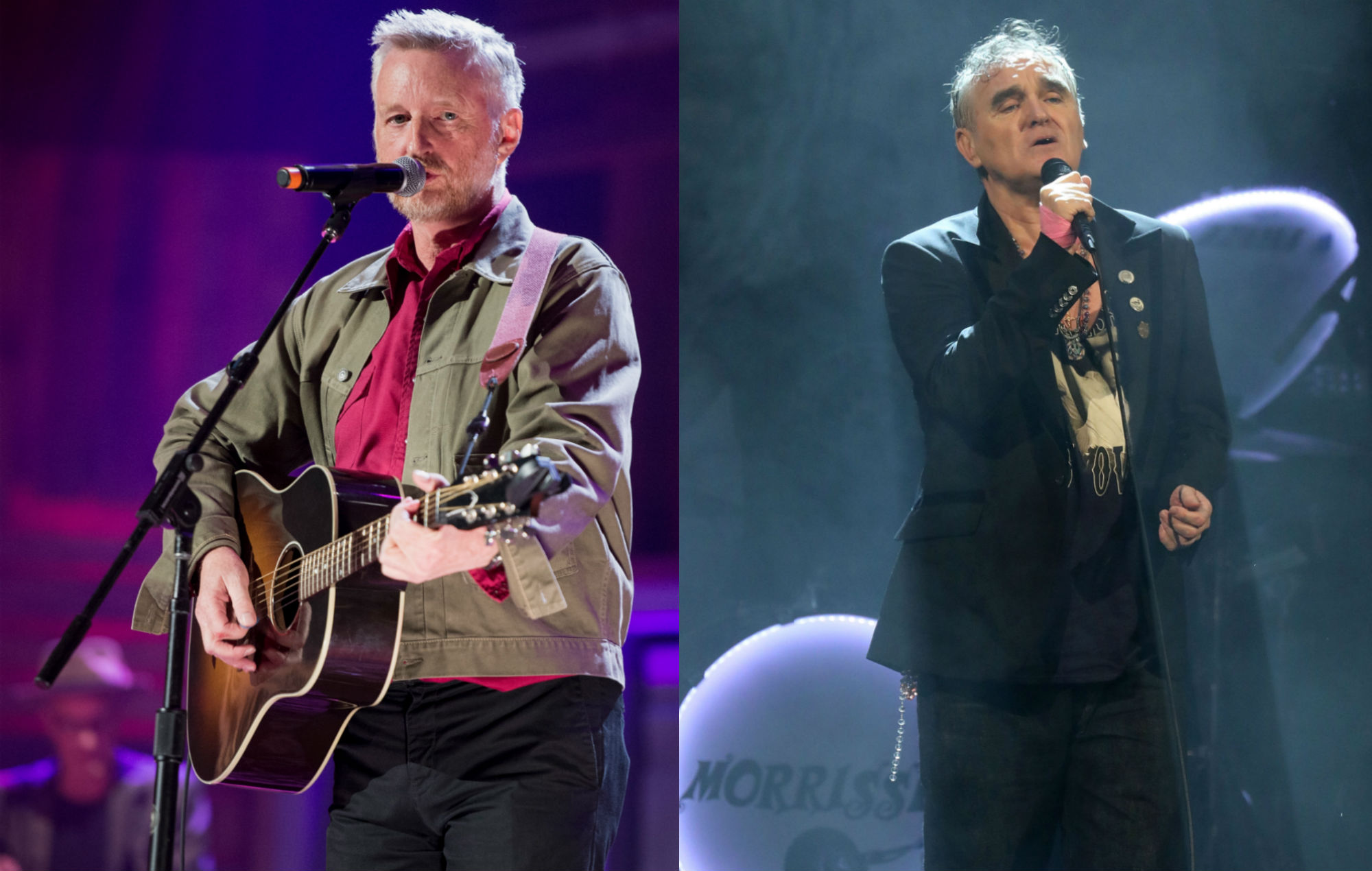 """Billy Bragg on Morrissey: """"He's become the Oswald Mosley of pop"""""""
