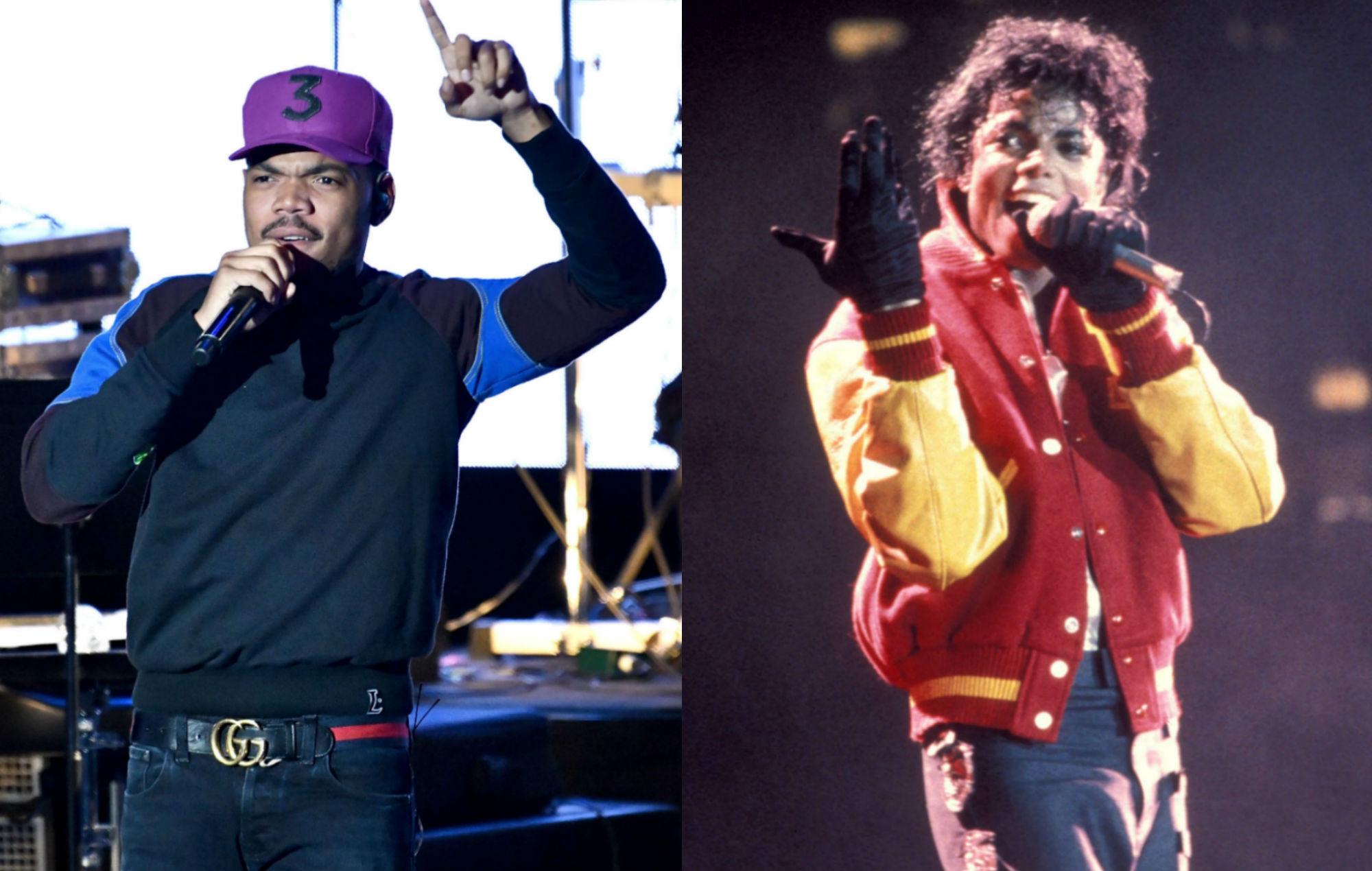 Chance The Rapper Reveals Michael Jackson Is His Biggest