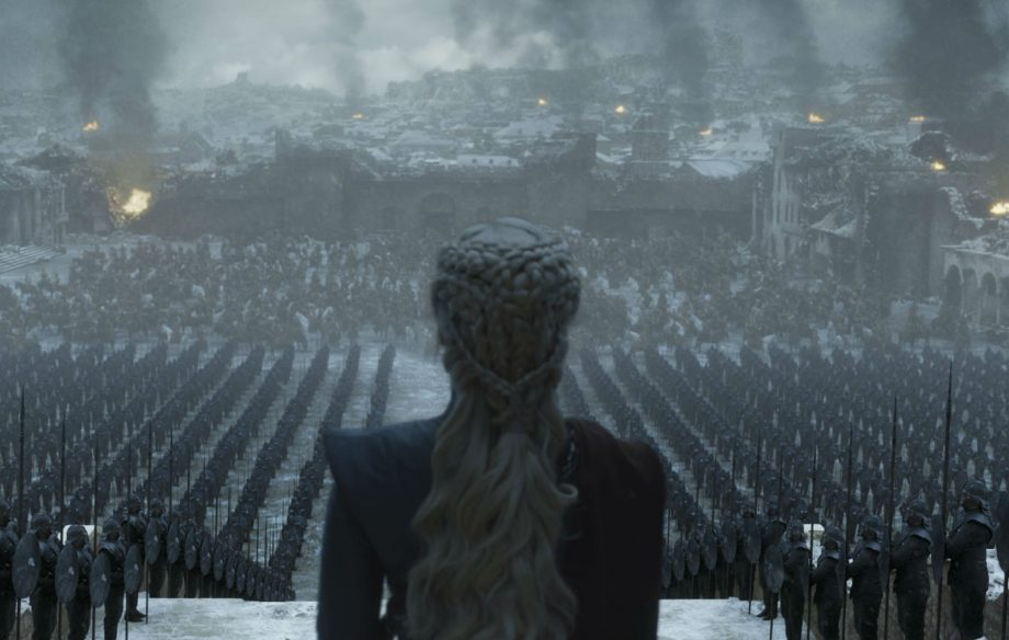 'Game of Thrones' star Emilia Clarke watched Hitler videos to prepare for Daenerys' final speech