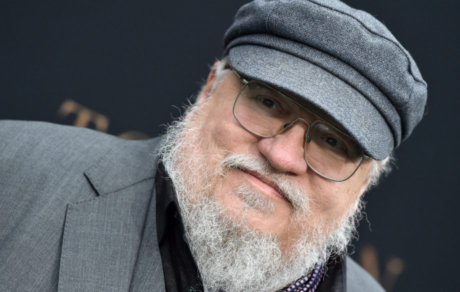 George R.R. Martin reveals 'Winds of Winter' book deadline