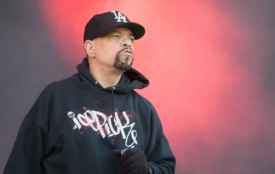 "Ice-T ""almost shot"" an Amazon delivery driver"