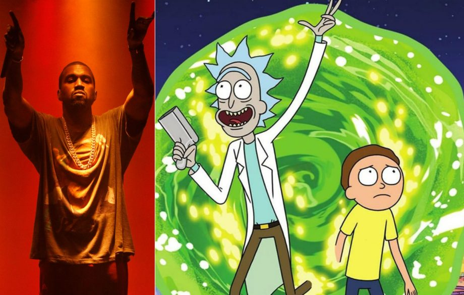 Kanye West has been offered his own 'Rick & Morty' episode