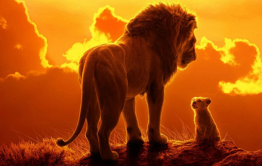 Check Out The First Character Posters From The Lion King